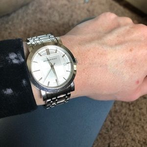 BURBERRY Classic large watch